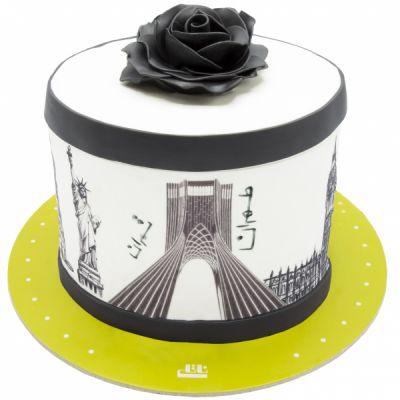 کیک تولد طهران