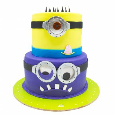 کیک سفارشی تولد  BB34