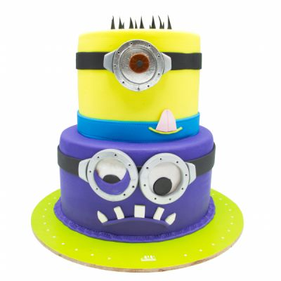 کیک تولد مینیون 6