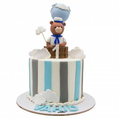 کیک خرس ملوان