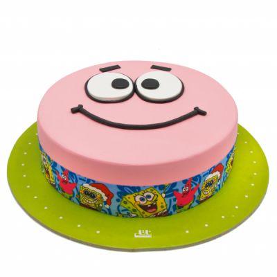 کیک سفارشی تولد BB42