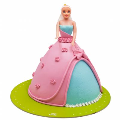 کیک سفارشی تولد BB44