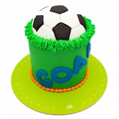 کیک تولد پسرانه توپ