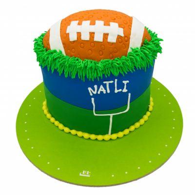 کیک تولد پسرانه توپ 2