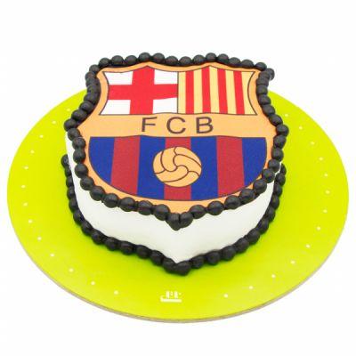 کیک تولد پسرانه بارسلونا 5