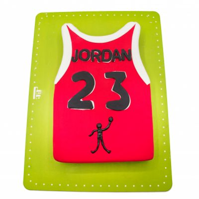 کیک تولد پسرانه بسکتبالی