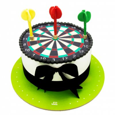 کیک تولد پسرانه دارت