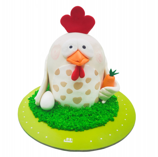 کیک سفارشی تولد BB67