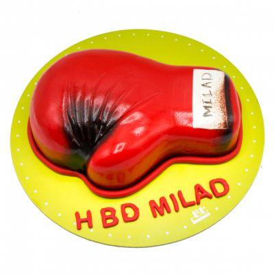 کیک سفارشی تولد BB75