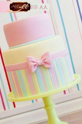 کیک سفارشی تولد BB88