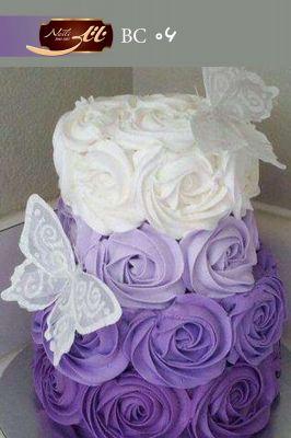 کیک سفارشی تولد  BC06