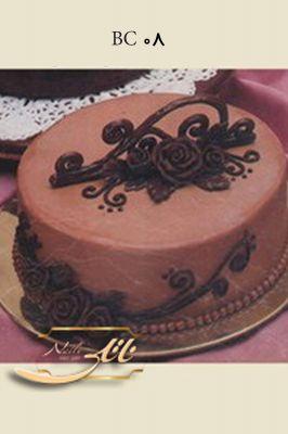 کیک سفارشی تولد  BC08