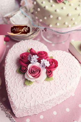 کیک سفارشی تولد  BC09