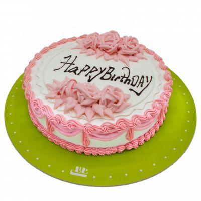 کیک تولد دخترانه کلاسیک