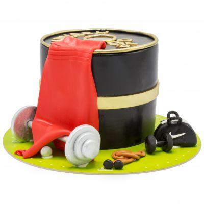کیک بدنسازی