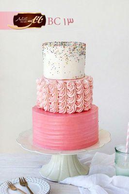 کیک سفارشی تولد  BC13