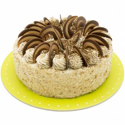 کیک یخچالی کاپوچینو