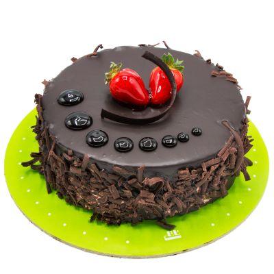 کیک شکلاتی تلخ C09