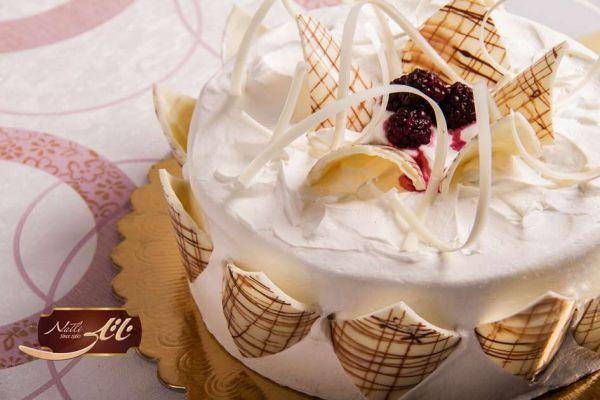وانیلا کیک C11