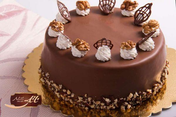 شکلات شیری کریسپی C13