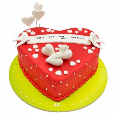 کیک موکا با طعم زردآلو
