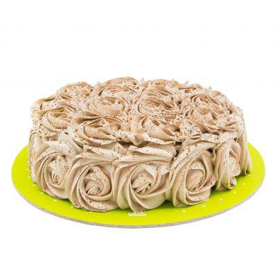 کیک شکلاتی با طعم پرتقال C19