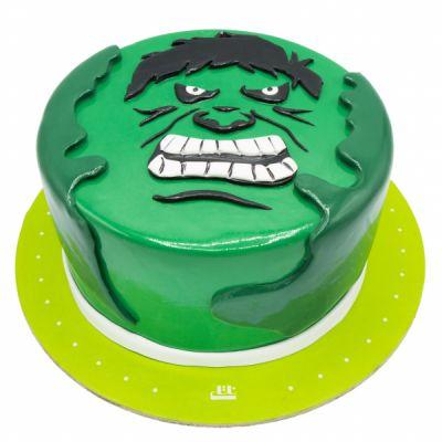 کیک هالک خشن