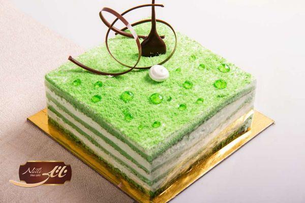 Green Tea Cake C30