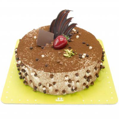 کریسپی کیک قهوه C35