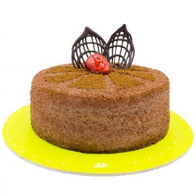 کیک شکلات پودری