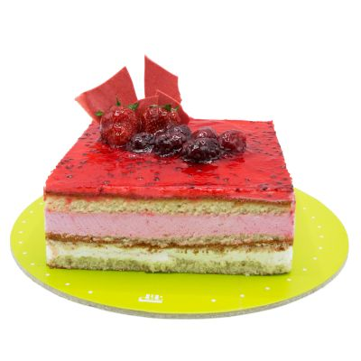 کیک تمشک