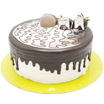 کیک نویز شکلاتی