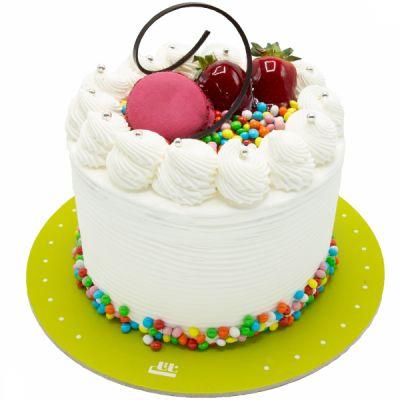 کیک فیگور جزیره اسمارتیز