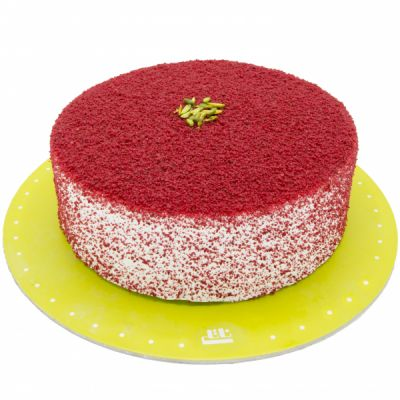 کیک ردولوت مخملی