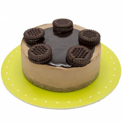کیک لاکچری نگرو شکلاتی