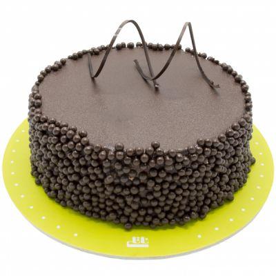 کیک شکلاتی کریسپی