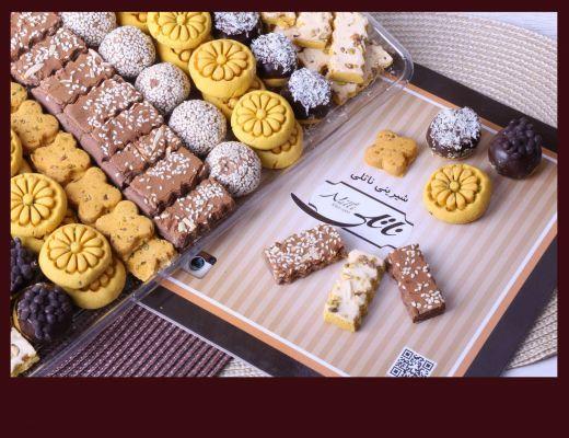 شیرینی کره ای عسلی  EN67
