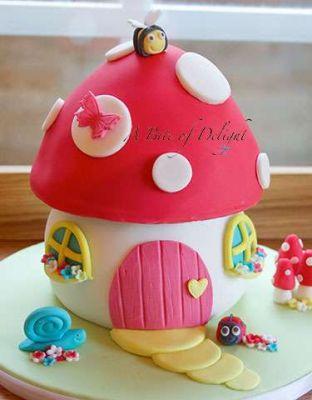 کیک فیگور  F20
