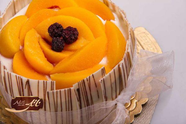کیک بستنی توت فرنگی IC03