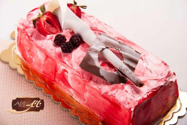 کیک بستنی تمشک IC11