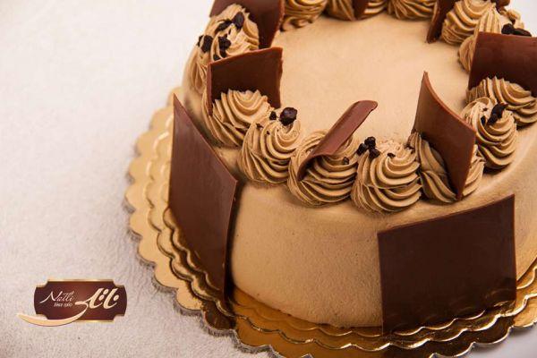 کیک بستنی موکا IC19