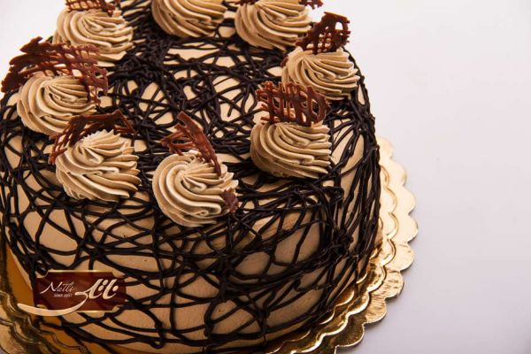 کیک بستنی قهوه IC23