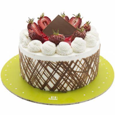 کیک بستنی یاسمین