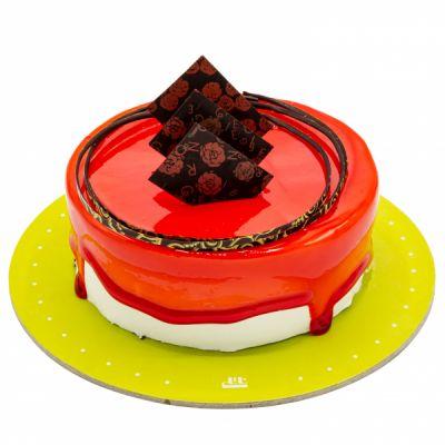 کیک بستنی دلبر