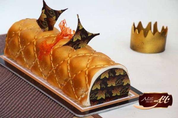 کیک های سفارشی لاکچری LC18