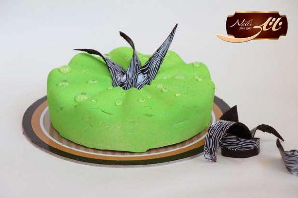 کیک های سفارشی لاکچری LC24