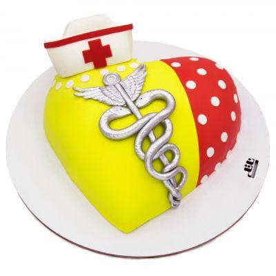 کیک پرستار مهربان