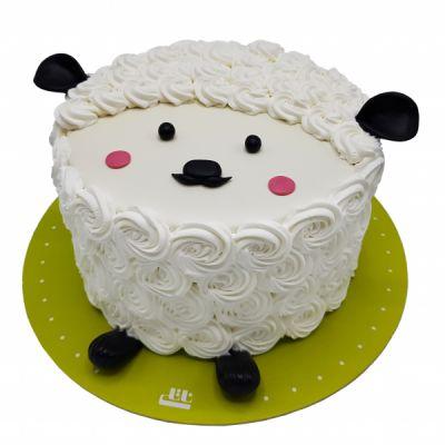 کیک بره سیبیلو