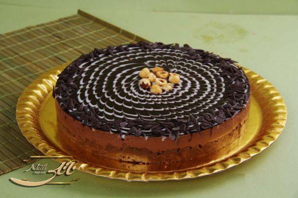 چیز کیک نوتلا PD13