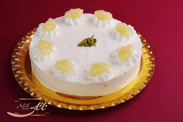 چیز کیک وانیلی PD15